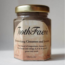 Toothpaste with Cinnamon and Spearmint from ToothFaerie 85ml