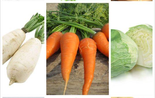 007 今天吃什麼呢?蔬菜篇