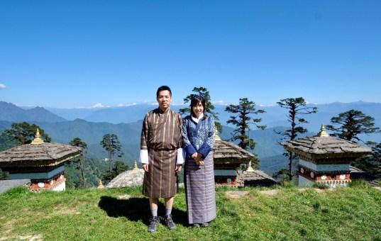 蜜月,就去不丹吧!(上)