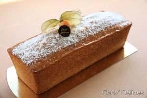 Cake Rhum coco