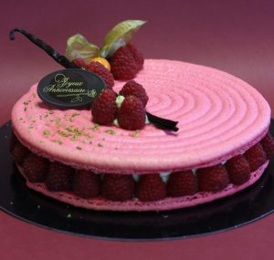 Gâteau – macaron Le Délice