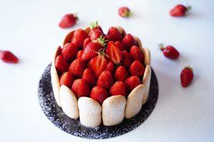 Read more about the article Charlotte aux fraises