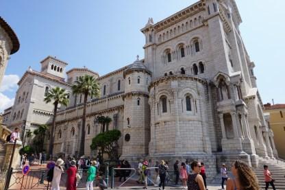 Church in Monaco.