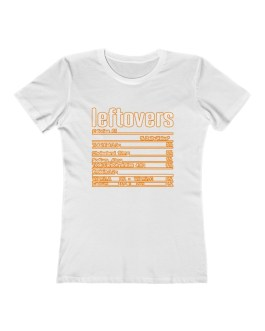 Leftovers Nutritional Facts – Women's The Boyfriend Tee