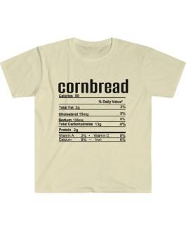 Cornbread – Nutritional Facts Short Sleeve Tee