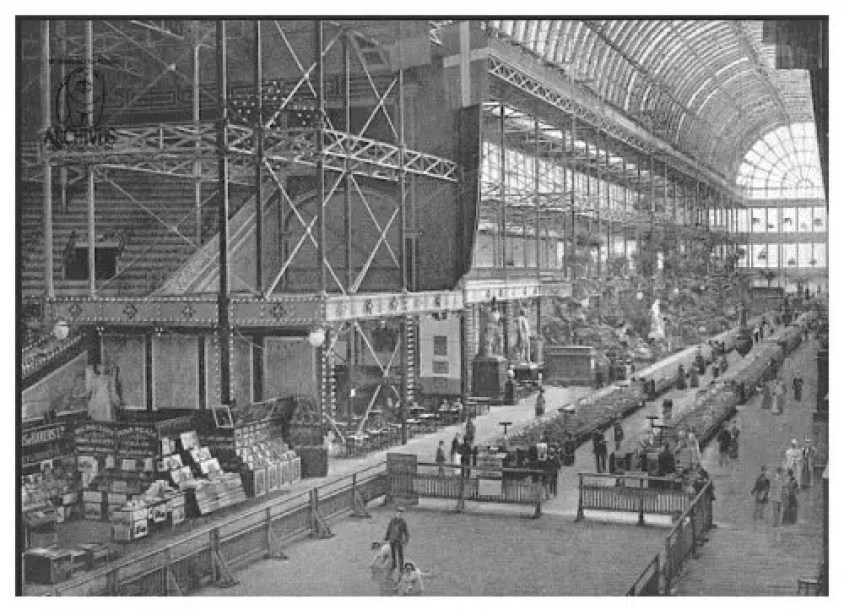 CRYSTAL PALACE SHOW 1895