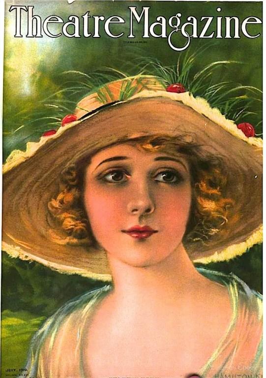 Evelyn Greeley, 1919