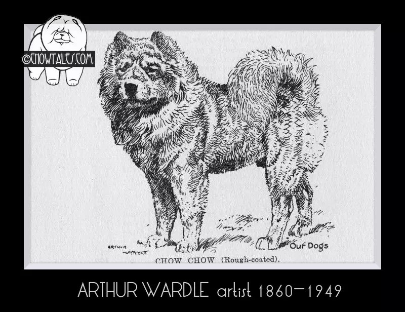Antique Bookplate Print dating from 1912 By the famous artist Arthur Wardle