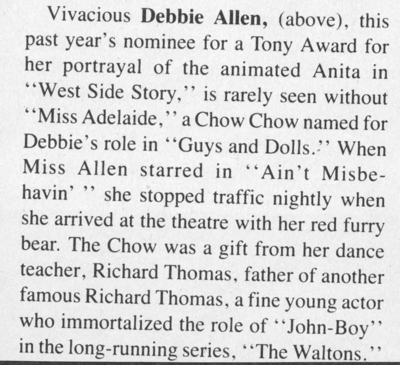 Celebrities Debbie Allen - Version 3