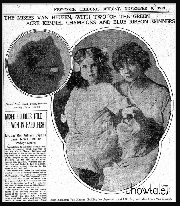 Green Acre Van Heusen New York NY Tribune 1911 Nov - Version 2 (1 of 1) (1)