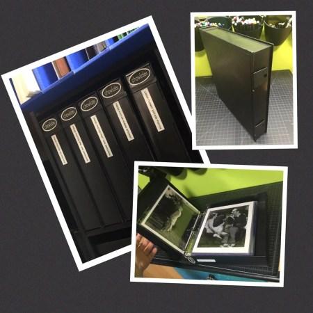 enclosed binders