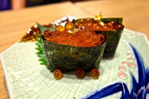 Fatboy Sushi Ikura Sushi
