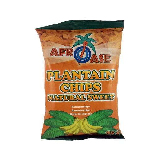 Banán Chips Édes 85g AFROASE
