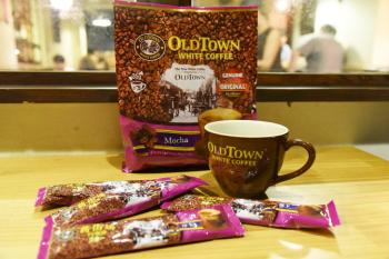舊街場白咖啡 OLDTOWN White Coffee 馬來西亞人氣伴手禮在台上市
