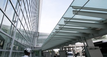 segway騎賽格威大鬧名古屋機場 含英語教學導覽 名古屋真是名符其實的科技城啊!