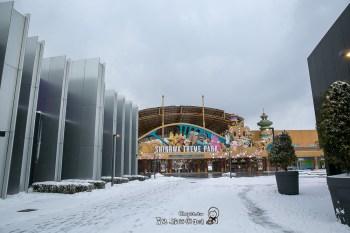 韓國濟州神話世界 藍鼎度假村瞧一瞧 游泳池 美食街 藥妝店 GS25便利商店