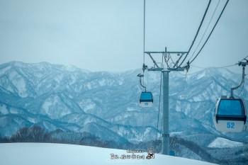 日本三大樹冰 秋田美景 森吉山走一回 天時地利人和就對了 阿仁スキー場
