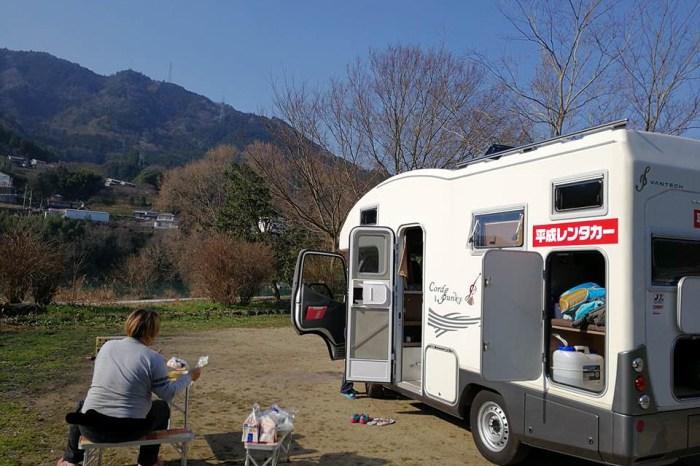 日本旅行進階版 七人露營車租用 注意事項 高松進出四天三夜 camping car