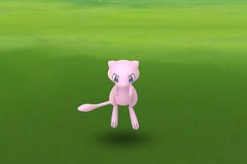 Pokemon Mew 寶可夢夢幻入手 不用AR輕鬆入袋
