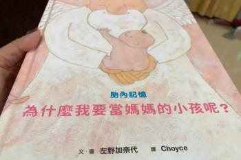 胎內記憶:為什麼我要當媽媽的小孩?(Choyce翻譯
