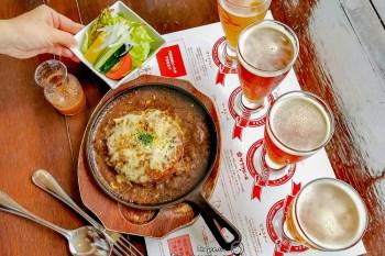 燒咖哩非吃不可 門司港定番 日本票選第一地啤酒 Mojiko Retro Beer Restaurant 門司港啤酒工房