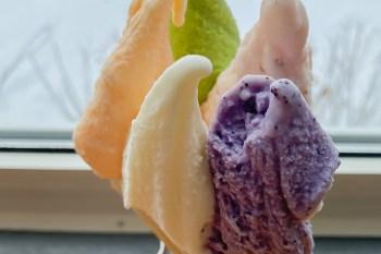越冷越要吃冰的秘密 Cream Dowa北海道川湯溫泉人氣Gelato義式冰淇淋 北海道の手作りアイスクリーム専門店 くりーむ童話