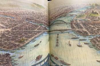 從『小林豐』筆下 再一次發現『東京』之美 穿越古今東京街道 東京繪本