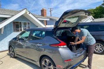 用不到的家用車也能出租 美國共享車Turo 電動車Nissan Leaf試用三日心得報告