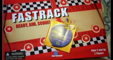 (好物推薦) Blue Orange Games 藍色橘子 Fastrack 快速通關 木製桌上遊戲   Ready, Aim, Score!