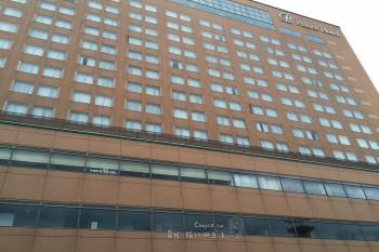 釧路鬧區住宿推薦 Prince Hotel Kushiro 釧路王子飯店(門口有釧路空港巴士直達丹頂鶴空港)