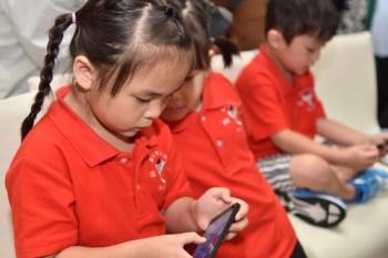 (Choyce育兒經) 讓人又愛又怕的3C產品,有多少孩子深陷其中?(兒盟與Google記者會報導)