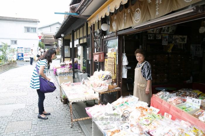 忙碌生活中心靈也別忘了休息 川越菓子屋橫丁 日本最想被保留風景:香氣百選之一