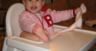 (Choyce育兒經) 五張嬰兒餐椅評比大公開(evenflow、Aprica、IKEA、fisherprice費雪、BUMBO)