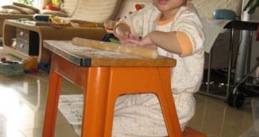 小喬做牛角麵包