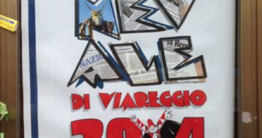 (歐洲) 義大利現場直擊 2014年第141次 托斯卡尼維亞芮喬嘉年華會 Tuscany Carnival of Viareggio