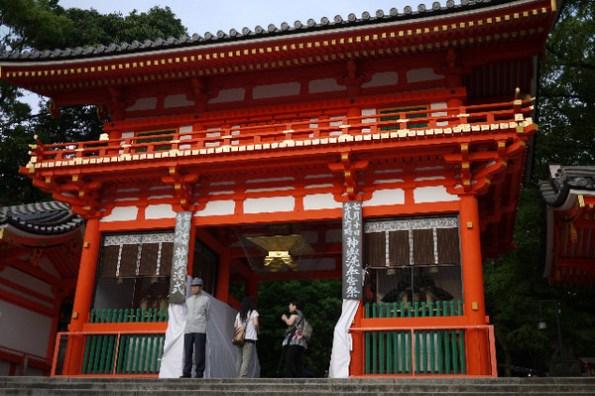 (日本)20100710 京都 祗園八坂神社 お迎提灯祭典