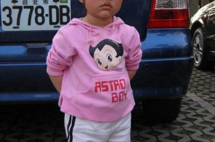 小喬滿2歲2個月