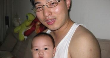 爸爸31歲生日快樂嘿!