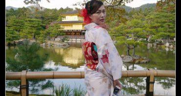 (日本京都) 京都旅行留下美麗的回憶 和服體驗@夢館ゆめやかた