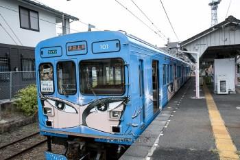 日本最有梗的車站之一 伊賀上野站 忍者在哪裡?滋賀忍者列車 神出鬼沒在你身邊