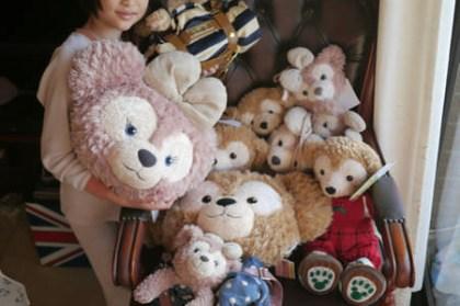 (日本千葉縣) 東京迪士尼海洋樂園 Duffy & ShellieMay 推薦必敗達菲與雪莉玫相關產品 更新:2013年聖誕版開箱