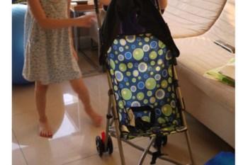 (好物)香港帶回的輕便傘車要跟我們一起去日本啦!