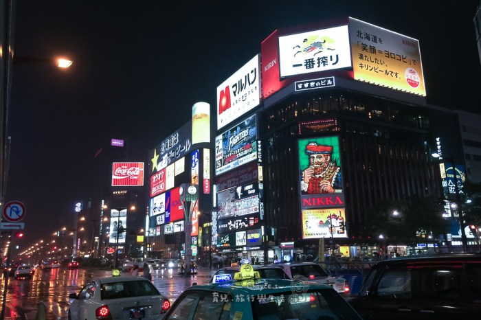 札幌和牛吃到飽 便宜平價又美味 牛角燒肉薄野店(拉麵橫丁旁)