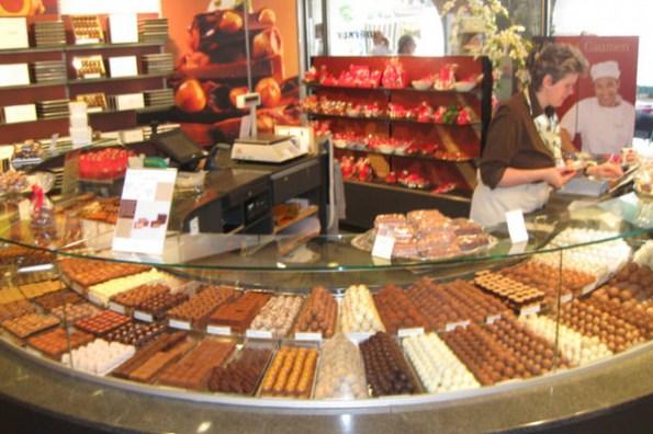 (瑞士) 購物在瑞士