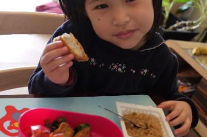 子喬的最愛:稻荷(豆皮)壽司