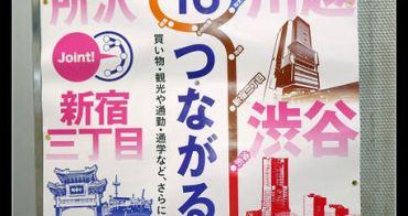 (日本旅行資訊) 東武、西武、東急電鐵、港灣未來線、東京地下鐵副都心線 手牽手大串聯