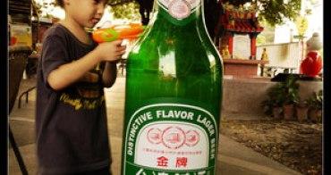 (台灣好好玩) 台中烏日啤酒商圈 台灣也有啤酒節喔!