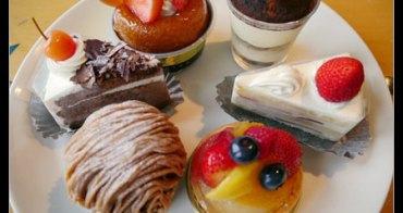 (親子遊東京) 景觀絕佳甜點一級棒 45F Sky Lounge @新宿京王廣場飯店