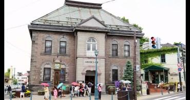(日本北海道) 小樽オルゴール堂 小樽音樂盒博物館 蒸氣時計整點報時