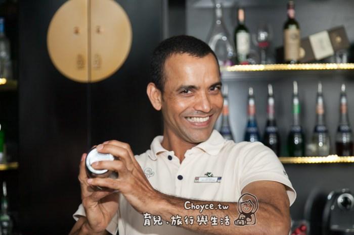 (Club Med Guilin) 大人的休日本來就應該輕輕鬆鬆 酒精飲料(啤酒,紅白酒,雞尾酒)免費供應